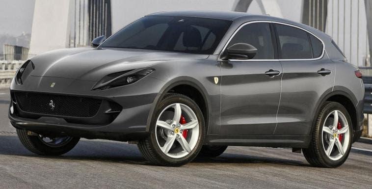 Ferrari presentazione nuovo veicolo oggi
