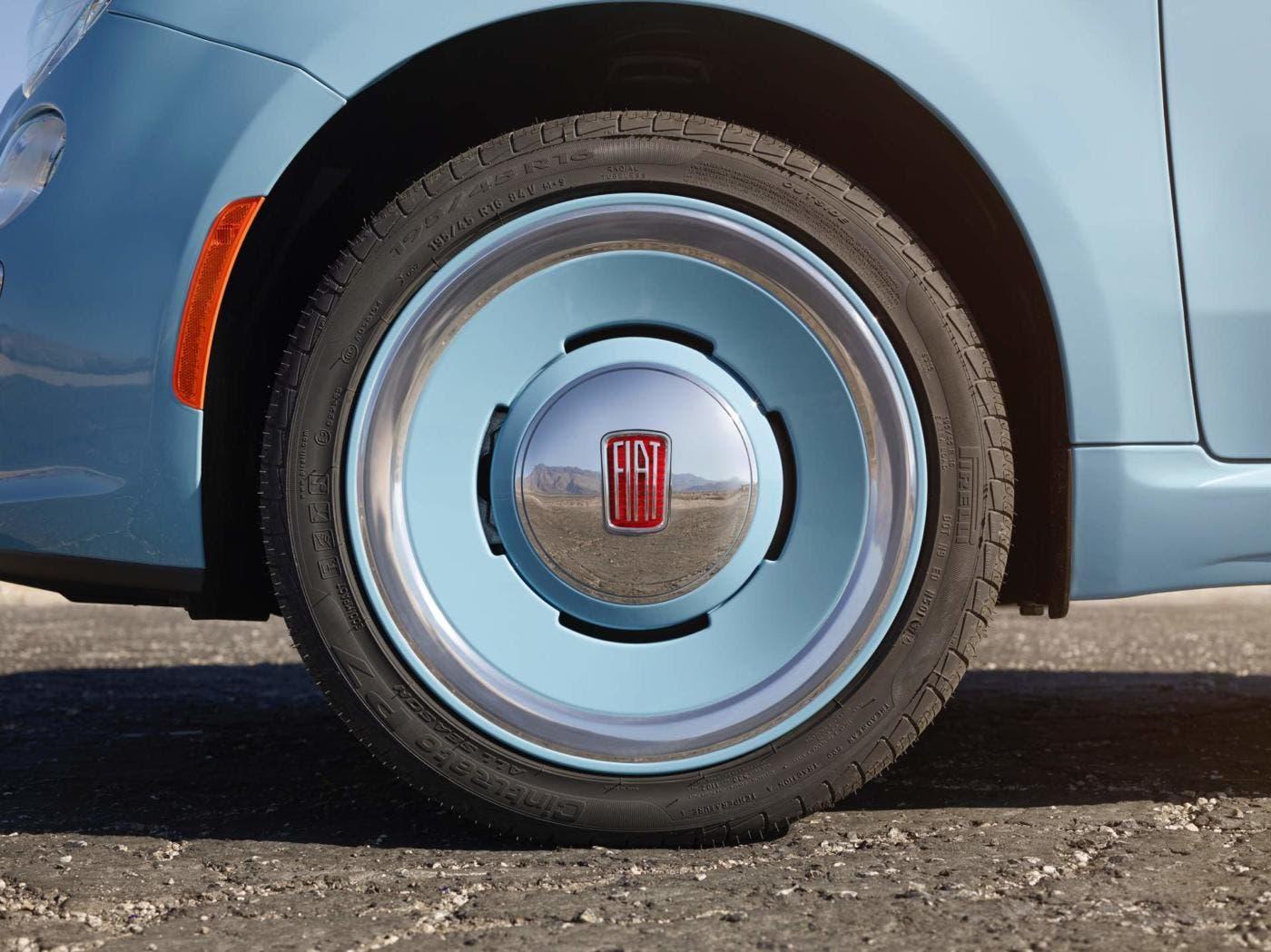 Fiat 500 1957 Edition 2018