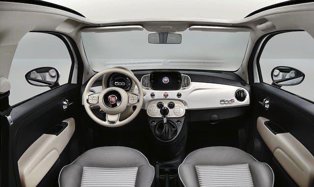 Fiat 500 auto più vendute Spagna