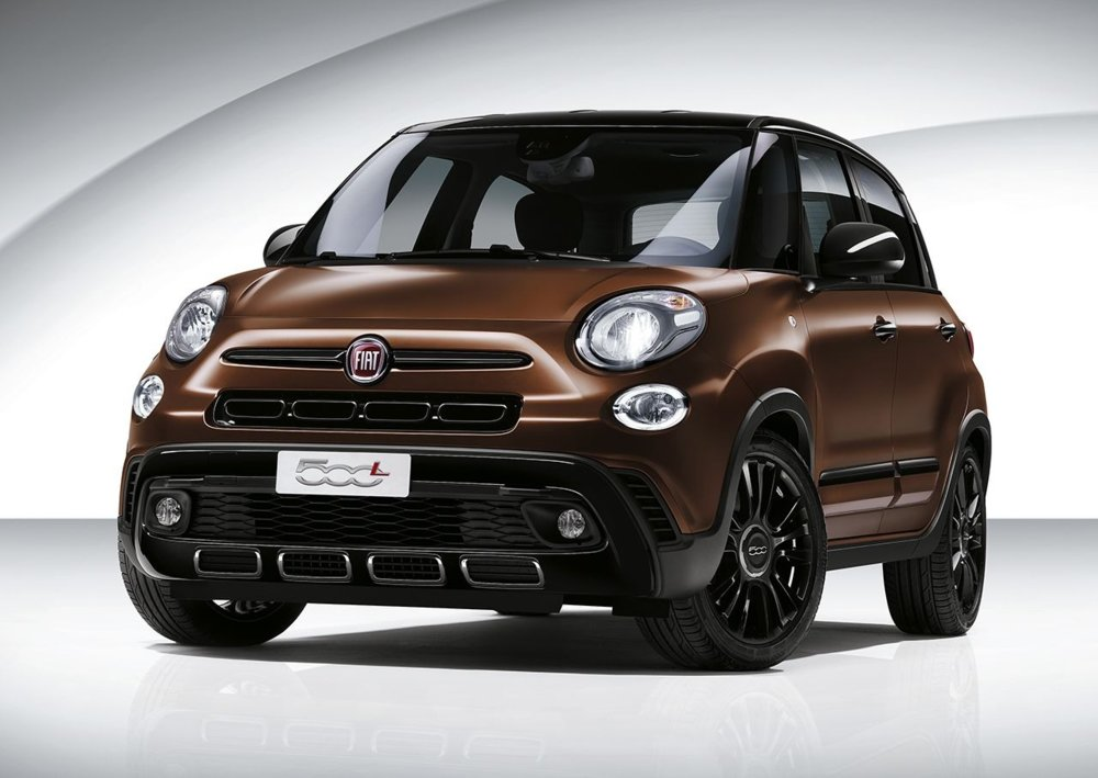 fiat 500l s design annunciata la versione speciale della. Black Bedroom Furniture Sets. Home Design Ideas