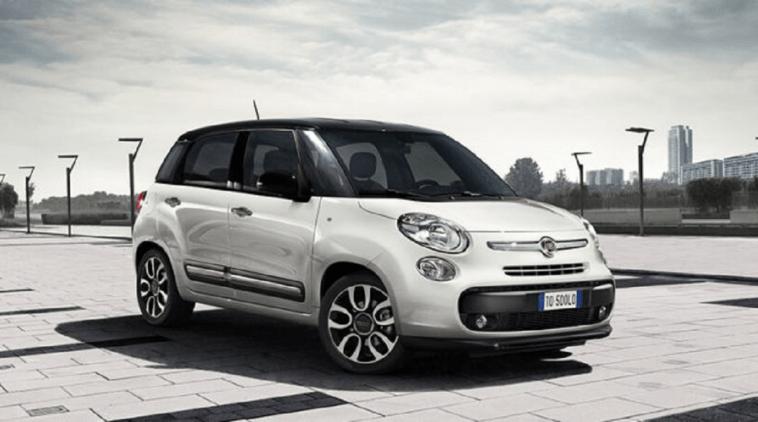 Fiat 500L ibrida 2019