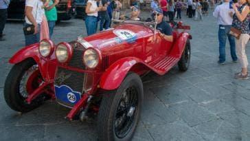 Fiat 508C 1939 GP Nuvolari