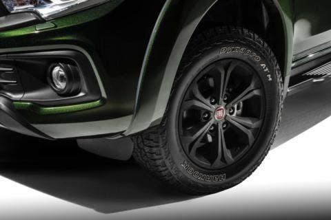 Fiat Fullback Cross Garage Italia
