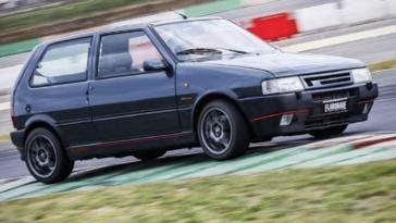 Fiat Uno Turbo Nurburgring