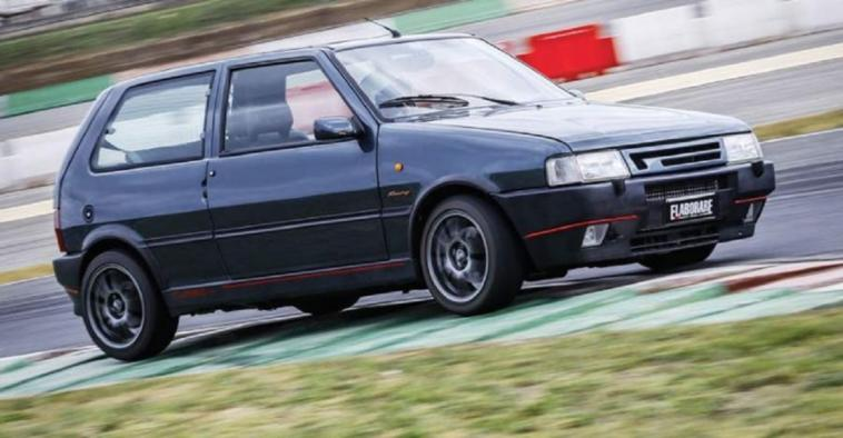 Fiat Uno Turbo Nurburgring