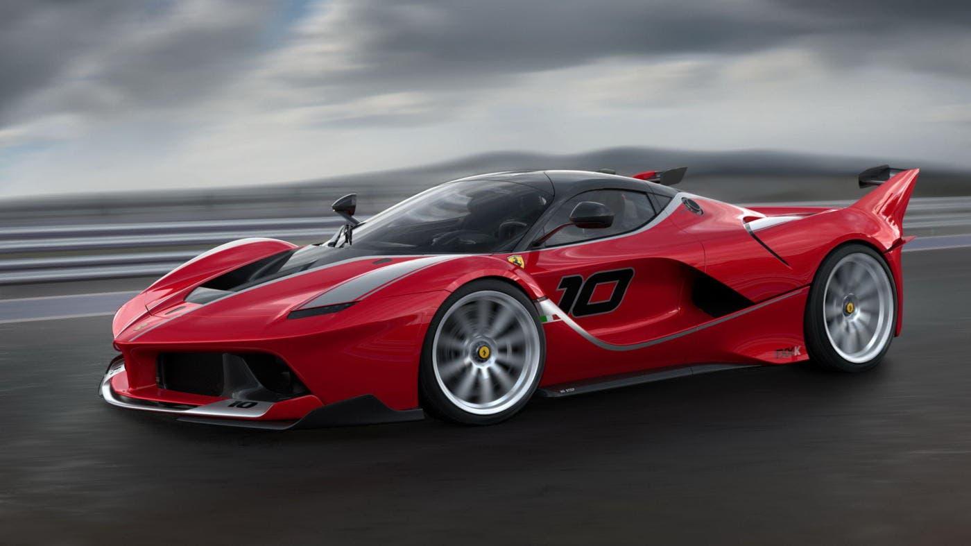 Forza Horizon 4 auto Fiat Chrysler Automobiles