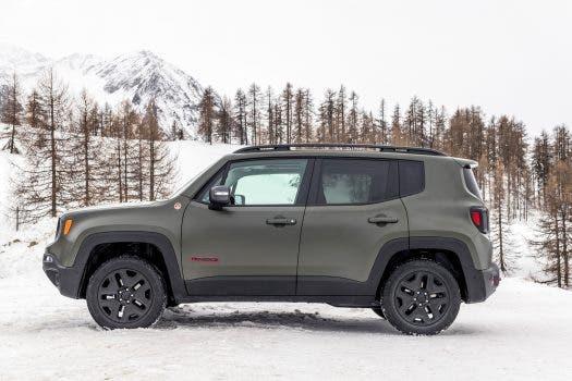 Jeep Renegade sconto Brasile
