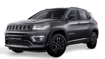 Jeep Compass Black Pack Limited Edition
