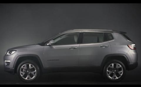 Jeep Compass Limited Plus ufficiale India