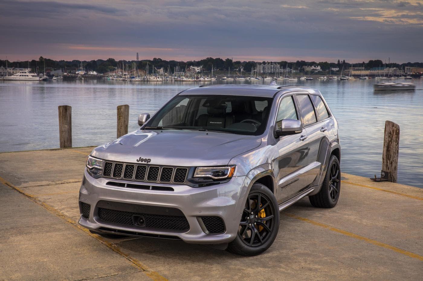 Jeep Grand Cherokee 2019: annunciato il nuovo restyling e ...