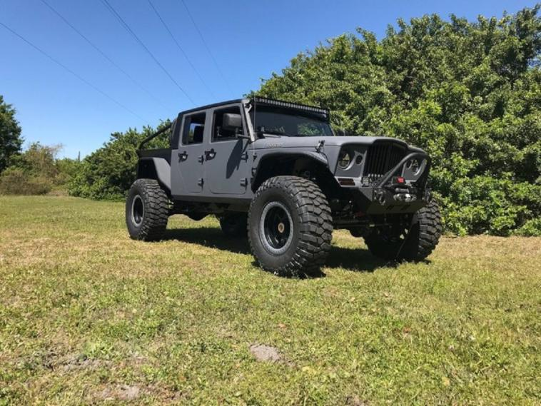 Jeep Wrangler Honcho Bruiser