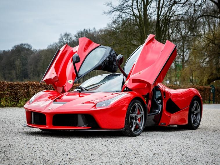 LaFerrari 5 segreti