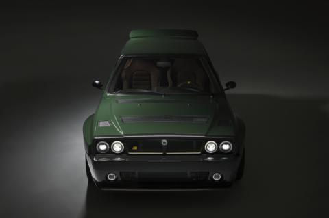 Lancia Delta Futurista 20 esemplari venduti