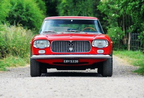 Maserati 5000 GT Allemano Little Tony asta