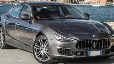 Maserati Ghibli premio Auto Motor und Sport