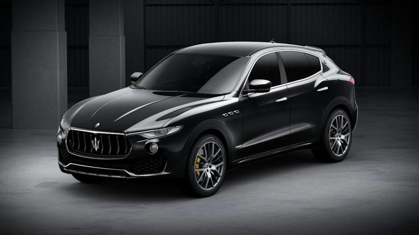 Maserati Levante Hertz Edition
