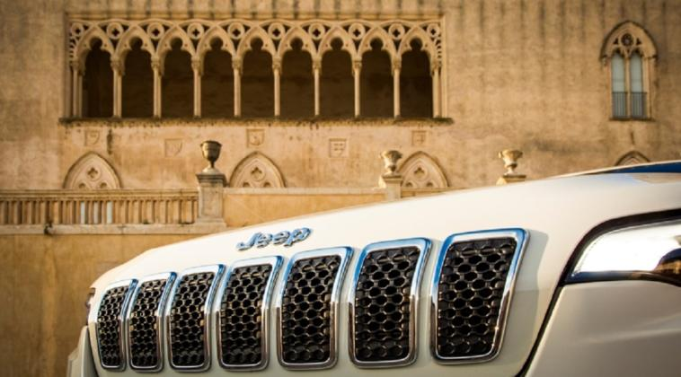 Nuova Jeep Cherokee Spagna