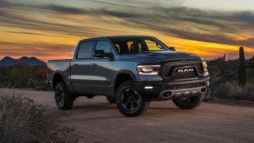 Ram 1500 2019 eTorque pick-up più efficiente