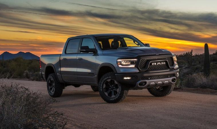 Ram 1500 2019 eTorque pick-up più efficiente