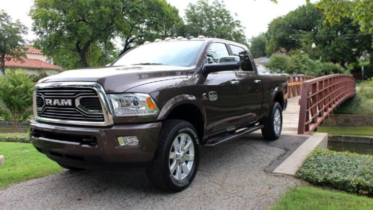 Ram Rodeo Edition 2500 e 3500