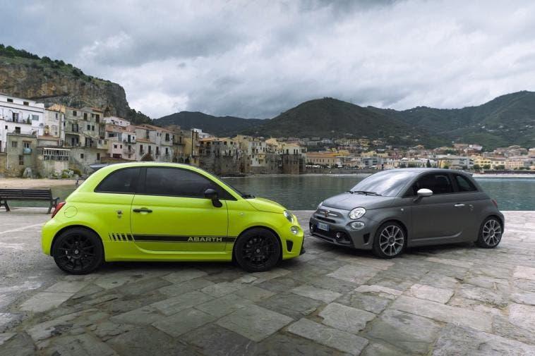 Abarth 595 2019 Targa Florio 2018