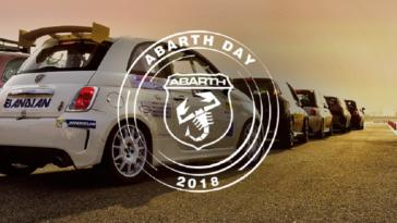 Abarth Day 2018 tappa italiana