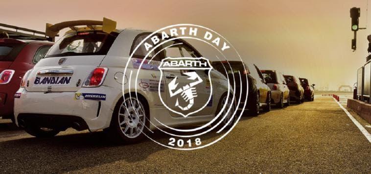 Abarth Day 2018 tappa italiana