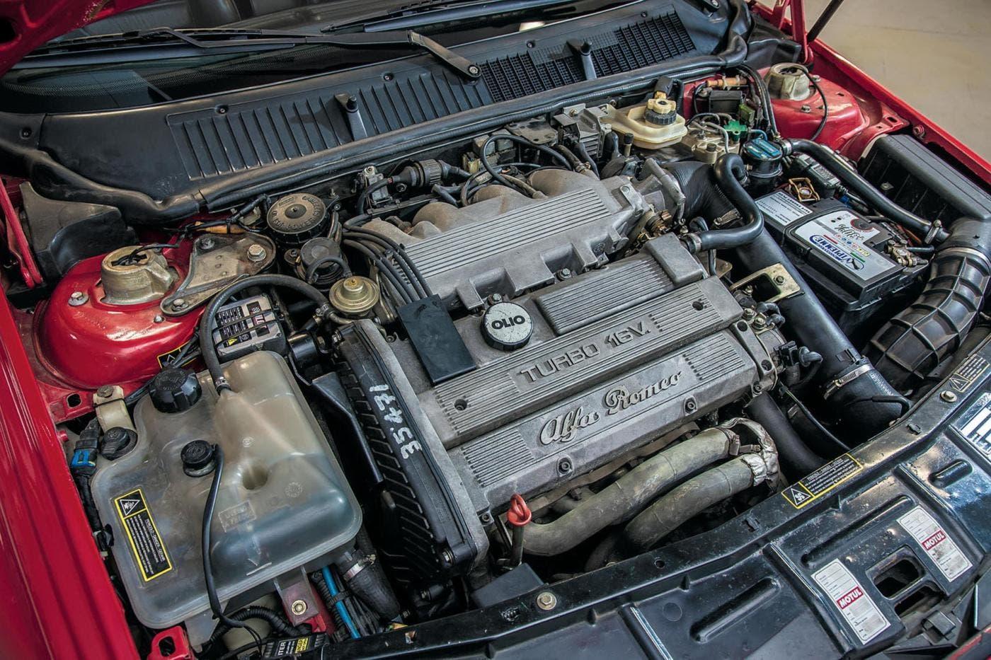 Alfa Romeo 155 GTA Stradale asta Bonhams