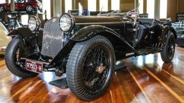 Alfa Romeo 19C 1750 GS Spider del 1932