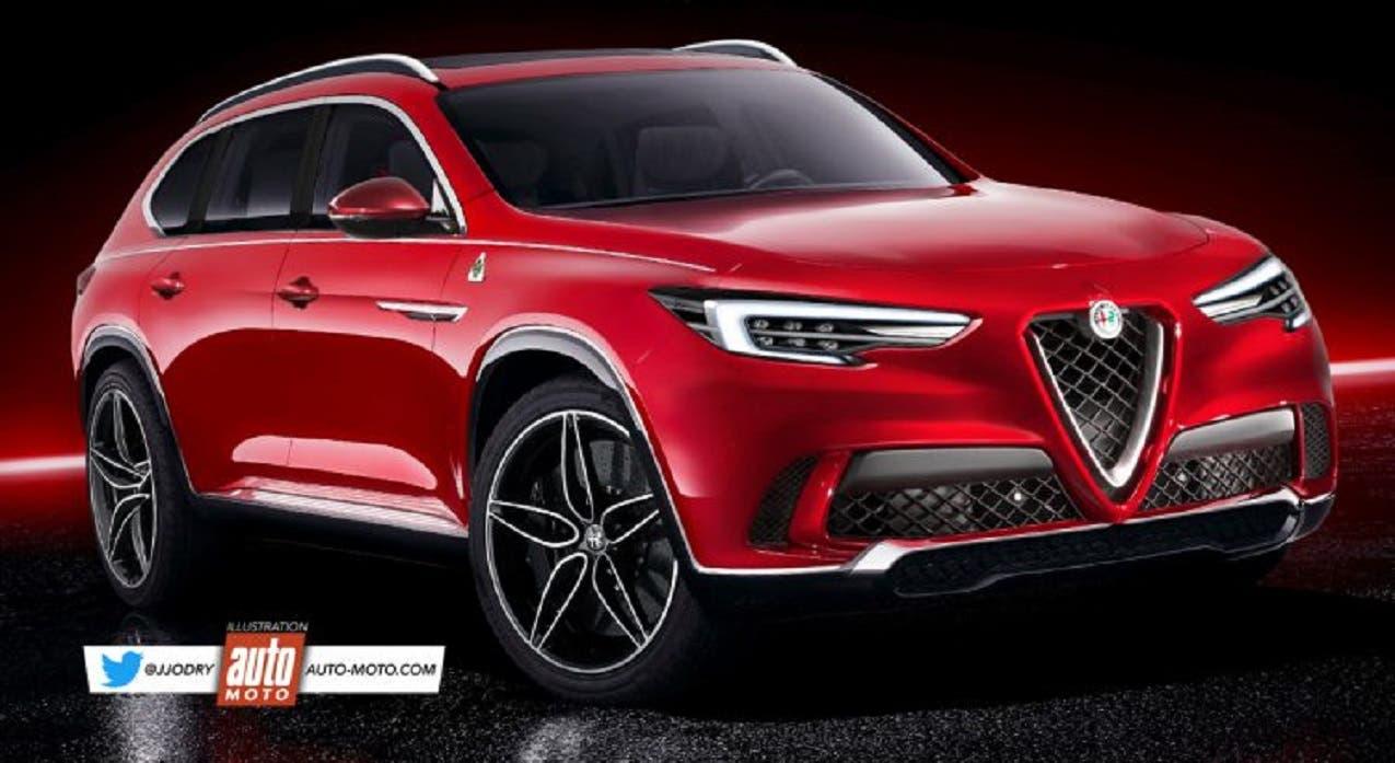 2019 Gle Coupe >> Alfa Romeo Castello: il maxi Suv sarà il prossimo modello ad arrivare