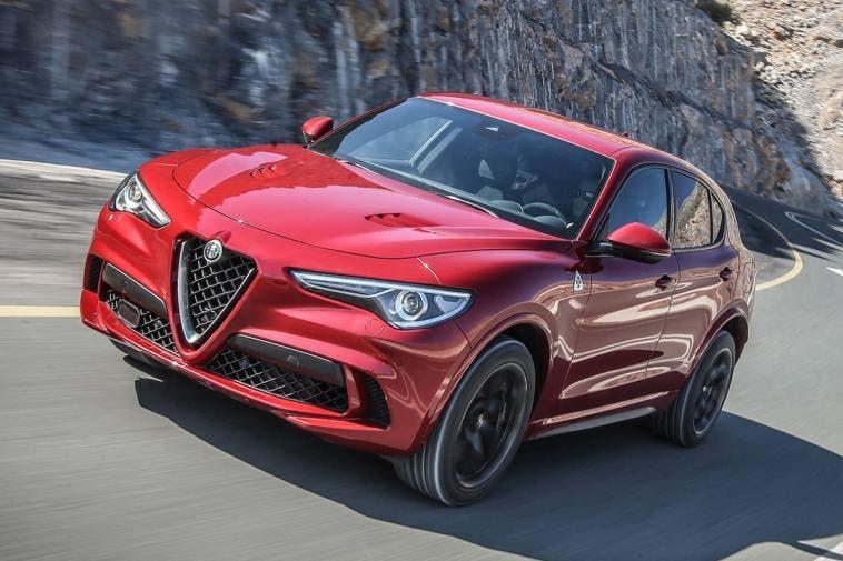 Alfa Romeo Giulia e Stelvio FCA richiamo