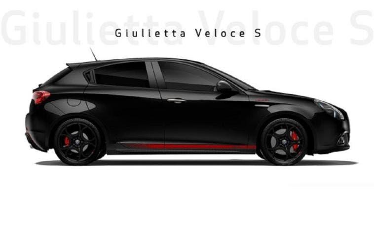 Alfa Romeo Giulietta Veloce S Italia