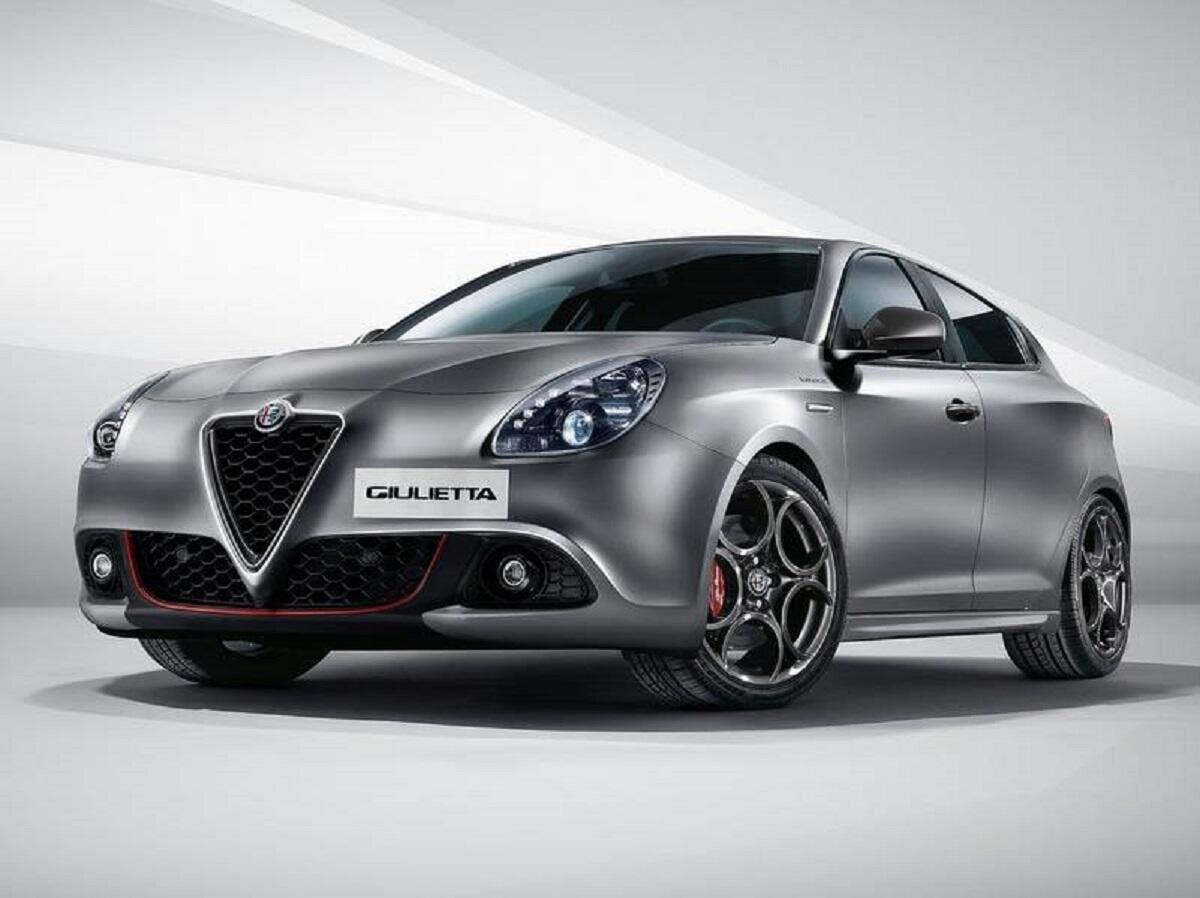 Alfa Romeo Giulietta nuovo restyling fine 2019