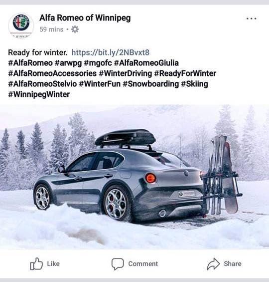 Alfa Romeo nuovo SUV render