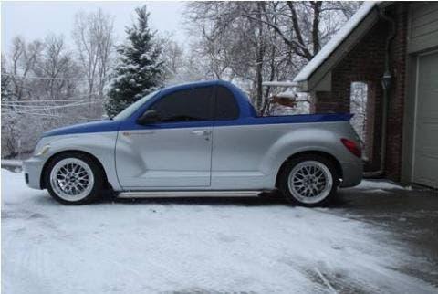 Chrysler PT Cruiser motore V10 Dodge Viper eBay