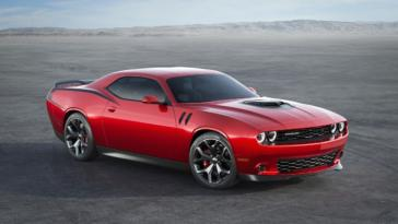 Dodge Challenger Playmouth Barracuda render