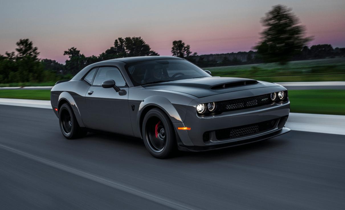 Dodge Challenger SRT Demon SpeedKore