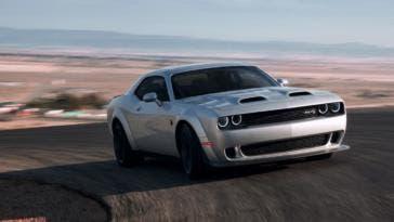 Dodge Challenger SRT Hellcat Redeye 2019 entra in produzione