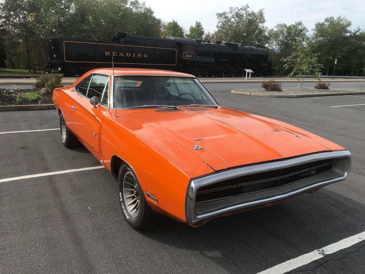 Charger Vs Challenger >> Dodge Charger R/T Go Mango 1970: un esemplare trovato ...