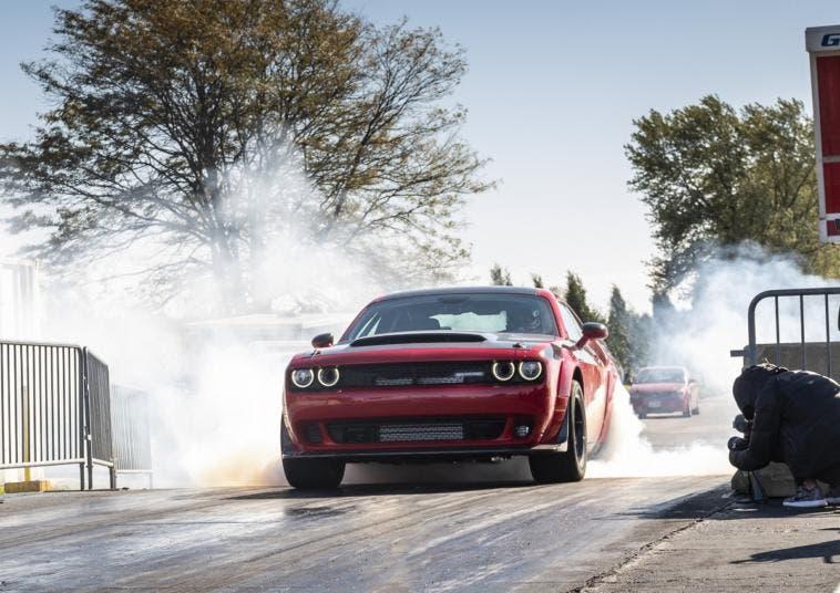 Dodge Demon SpeedKore SEMA 2018