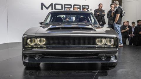 Dodge Super Charger 1968 Mopar