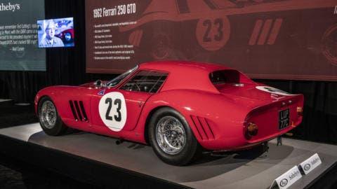 Ferrari 250 GTO ex proprietario