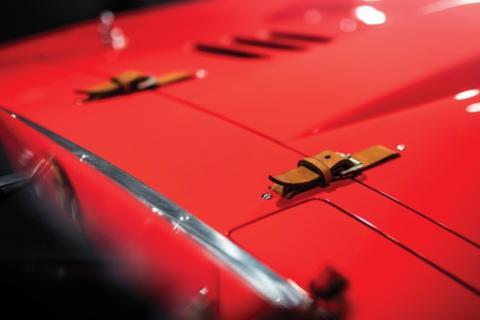 Ferrari 290 MM Scaglietti asta