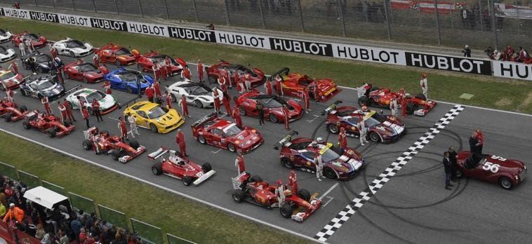 Ferrari Finali Mondiali 2018