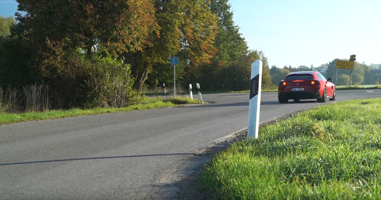 Ferrari GTC4Lusso scarico Novitec