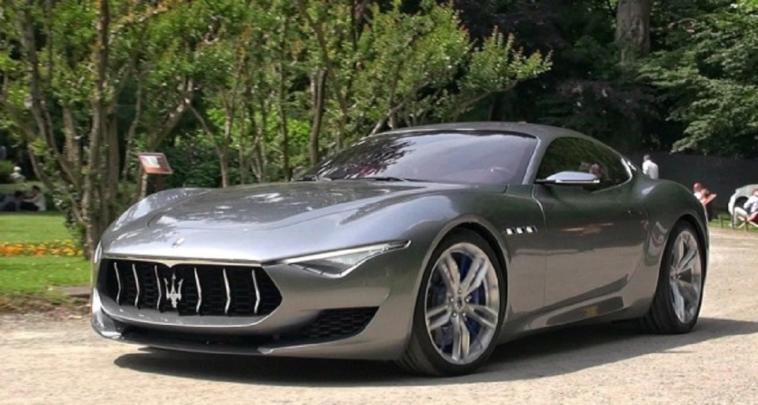 Ferrari e Maserati sistema ricarica rapida 800V