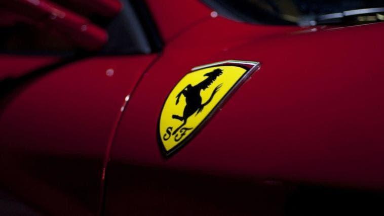 Ferrari Purosangue render concept