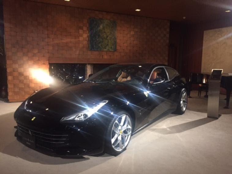 Ferrari auto fatte su misura Giappone