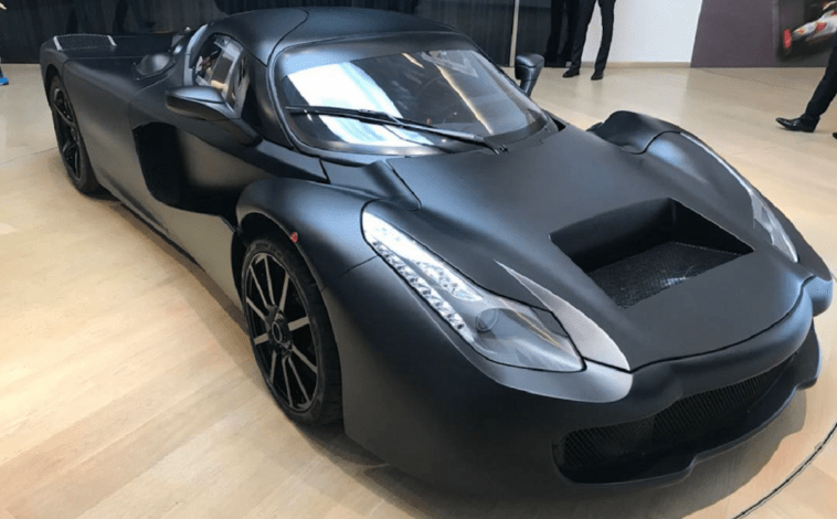 Ferrari prototipo hypercar Le Mans