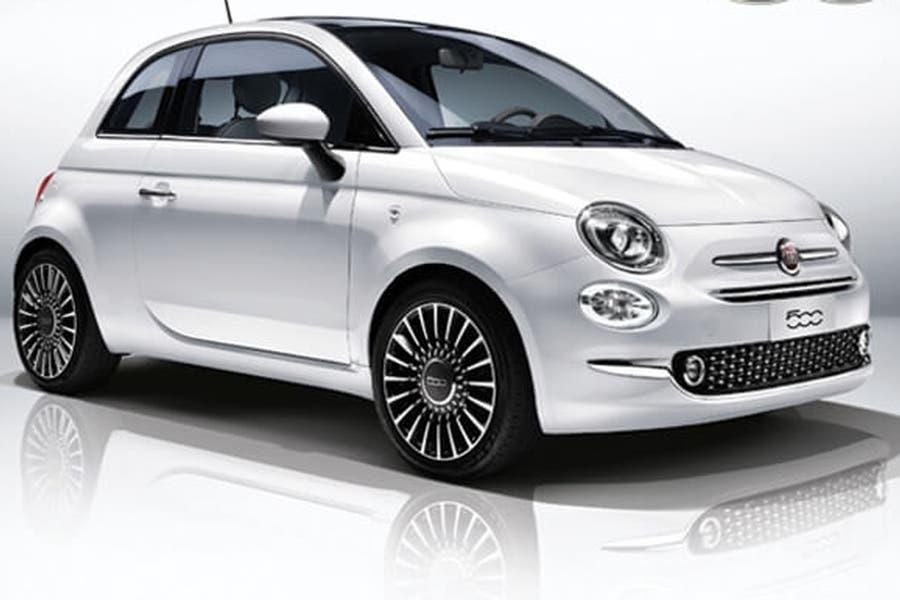 Fiat 500 XXL render Rain Prisk